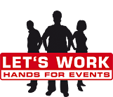 Let's Work – Hands for Events